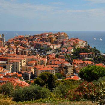 Blick auf den Domo Porto Maurizio
