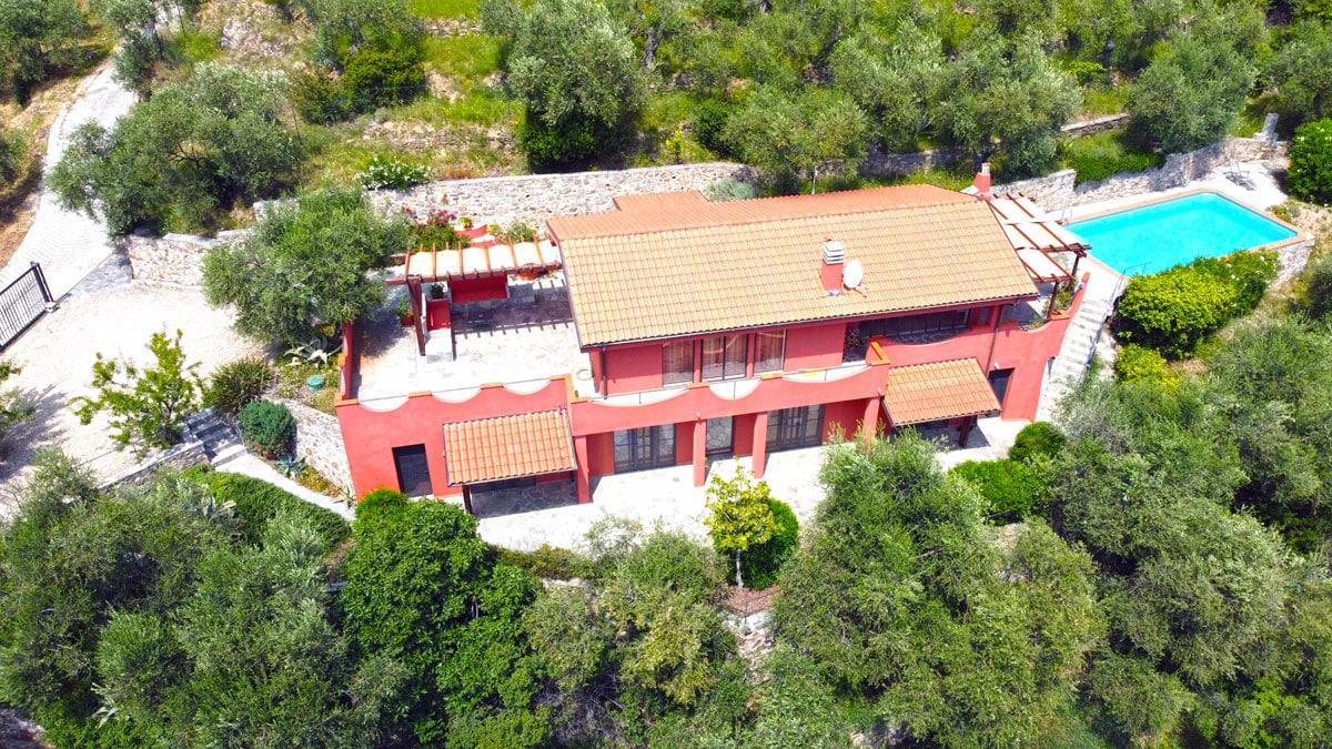Casa Luce Luftaufnahme WEB